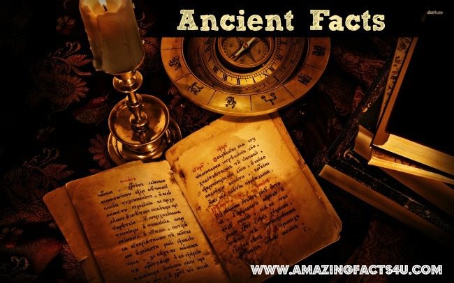 Ancient Amazing Facts 4u