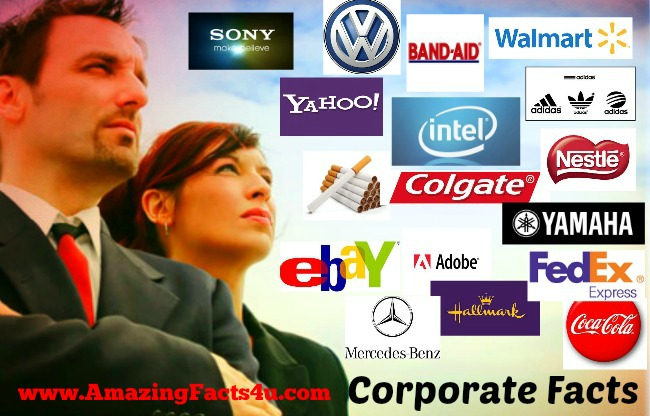 Corporate Amazing Facts 4u