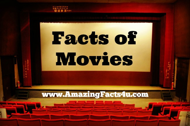 Movies Amazing Facts 4u