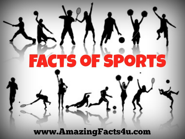 Sports Amazing Facts 4u