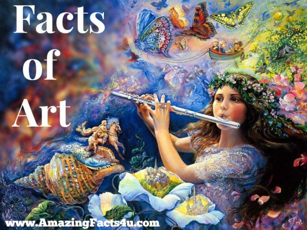 Art Amazing Facts 4u