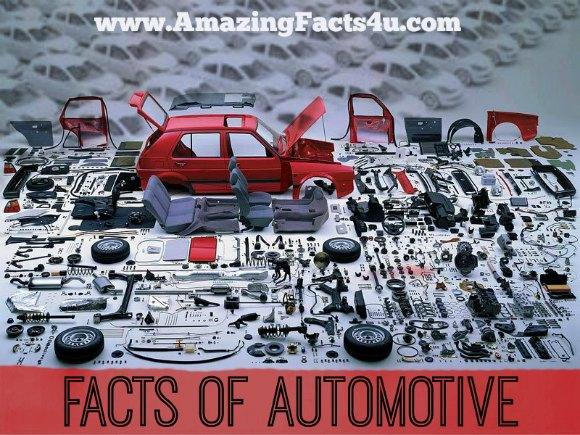 Automotive Amazing Facts 4u