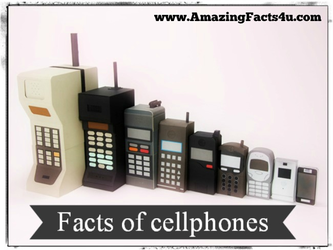 Cellphone Amazing Facts 4u