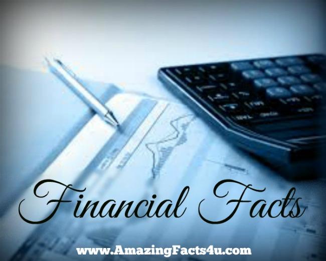 Finance Amazing Facts 4u