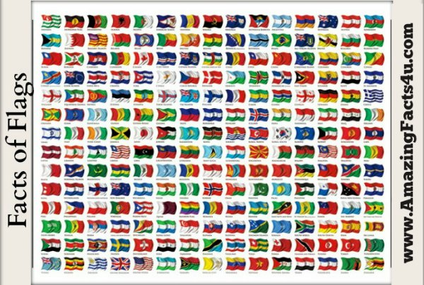 Flags Amazing Facts 4u