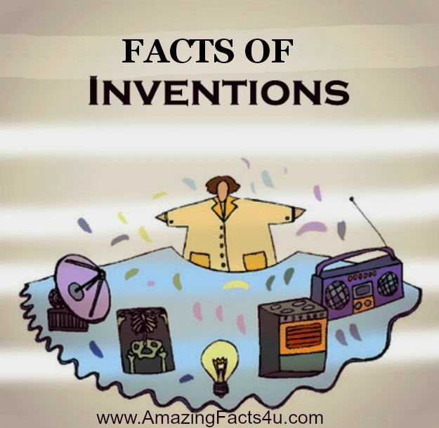 Inventions Amazing Facts 4u