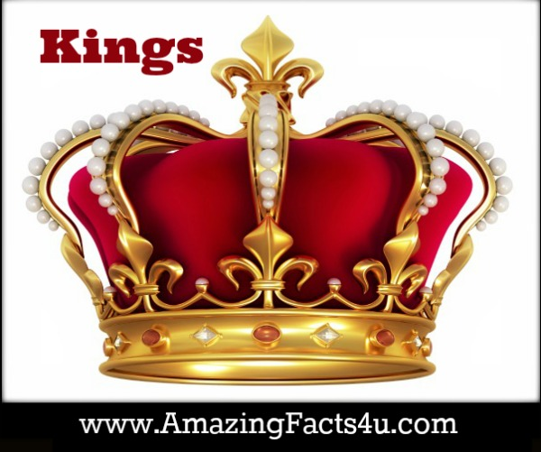 Kings Amazing Facts 4u