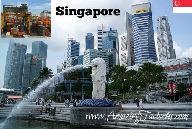 Singapore Amazing Facts 4 u