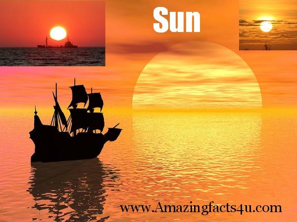 Sun Amazing Facts 4u