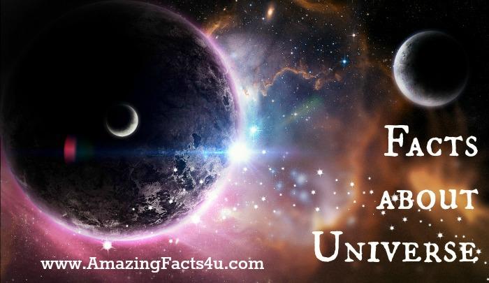 Universe Amazing Facts 4u