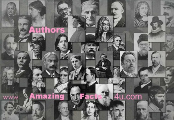 Authors Amazing Facts 4u