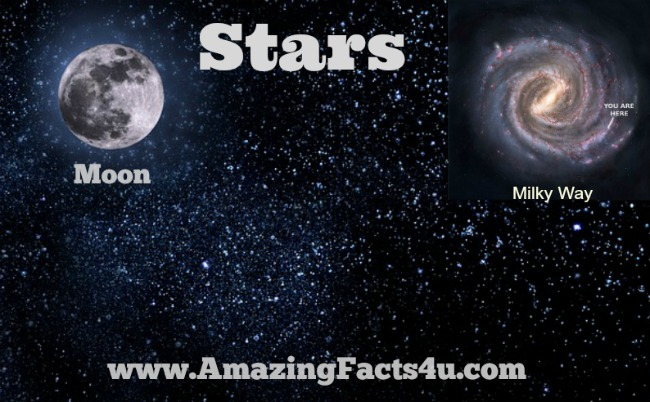 Stars Amazing Facts 4u