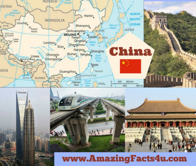 China Amazing Facts 4u