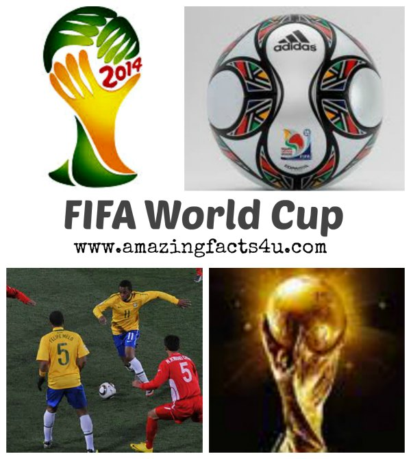 FIFA World Cup Amazing Facts 4u