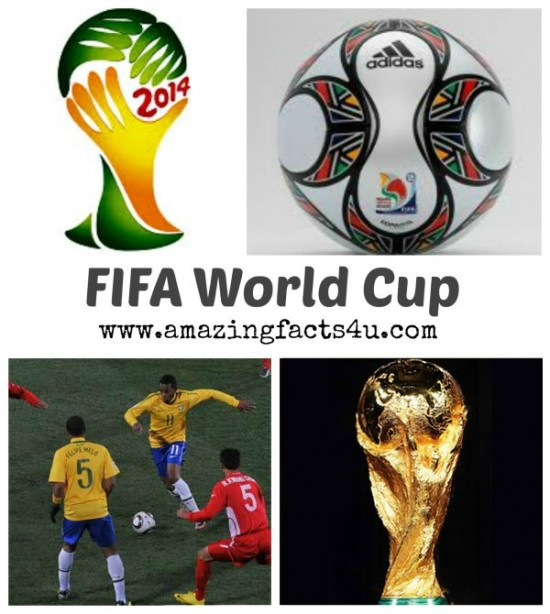 FIFA Cup Amazing facts 4u