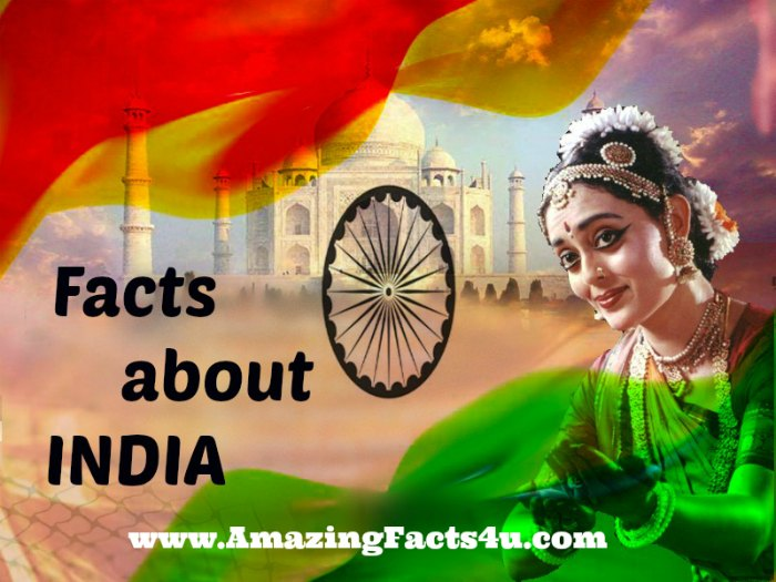 India Amazing Facts 4u