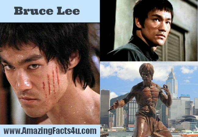 Bruce Lee Amazing Facts 4u