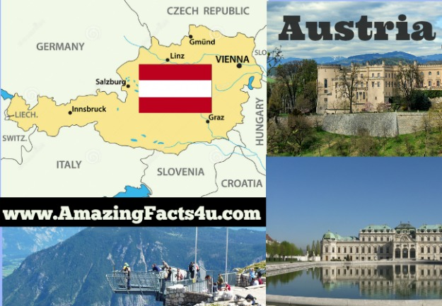 Austria Amazing Facts 4u