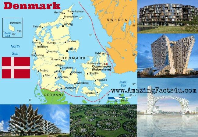 Denmark Amazing Facts 4u