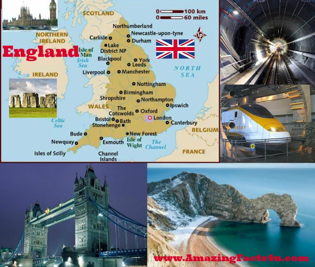 England Amazing Facts 4u