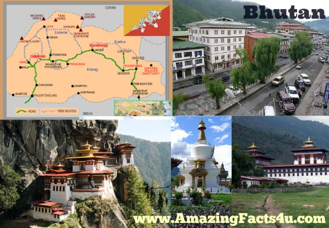 Bhutan Amazing Facts 4u