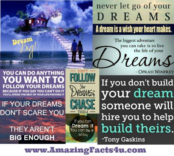 Dream Amazing Facts 4u