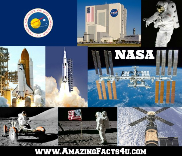 NASA Amazing Facts 4u