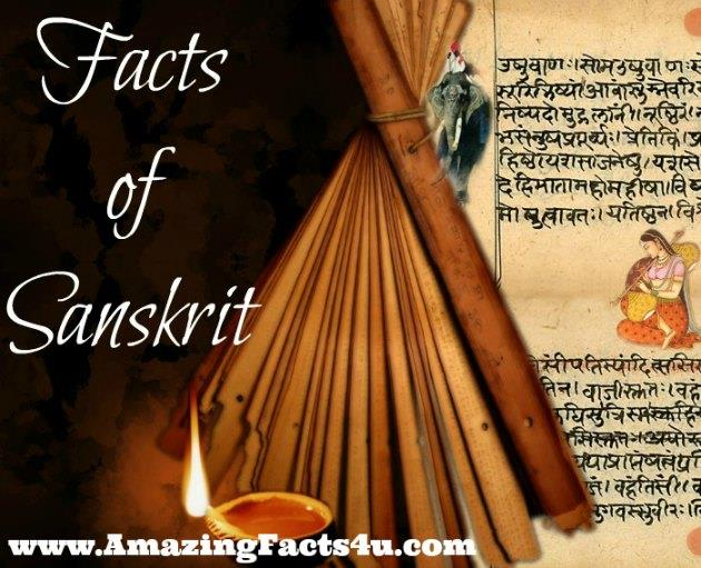 Sanskrit-Amazing-Facts