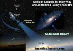 Andromeda Amazing Facts