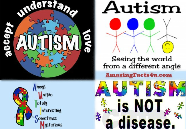Autism Amazing facts