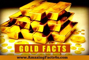 Gold Amazing Facts