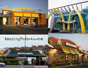 Mcdonald Amazing Facts