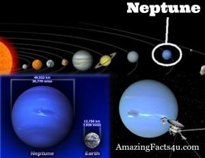 Neptune Amazing Facts