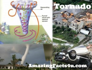 Tornado Amazing facts