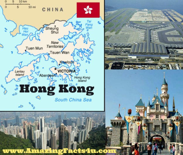 Hong Kong amazing Facts