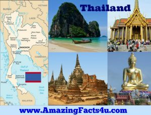 Thailand Amazing facts