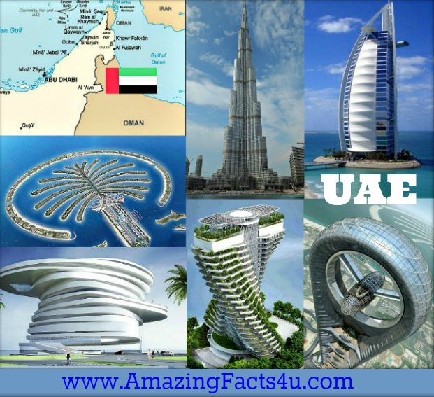 United Arab Emigrates Amazing Facts