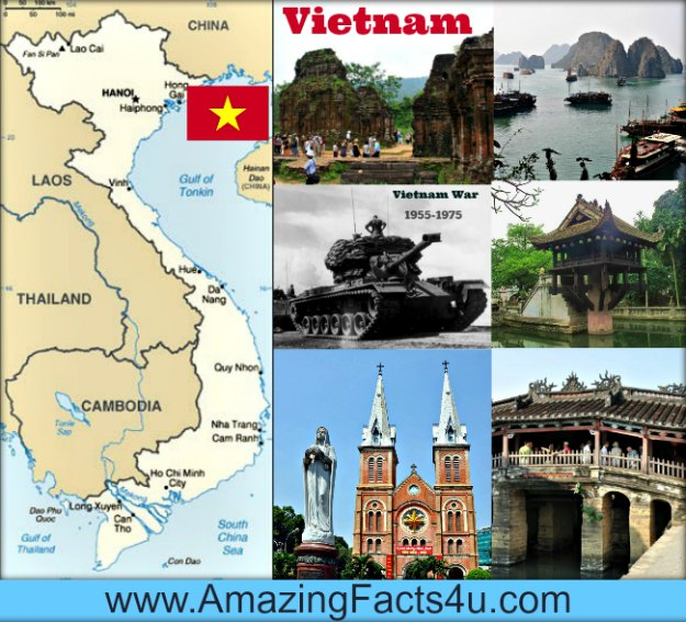 Vietnam Amazing facts