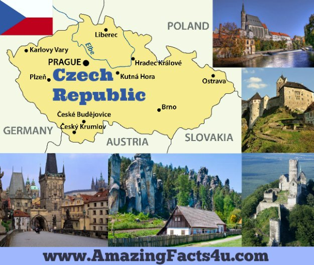 Czech Republic Amazing Facts
