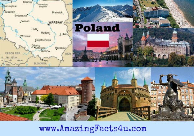 Poland Amazing facts