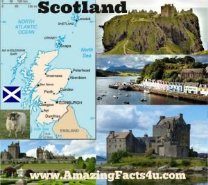 Scotland Amazing Facts